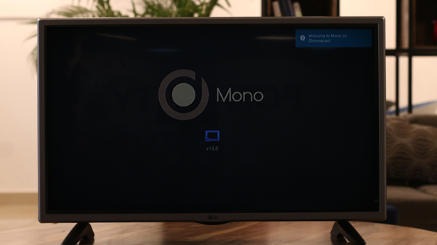 best chromecast apps- Mono