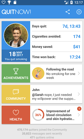 quit smoking apps 11
