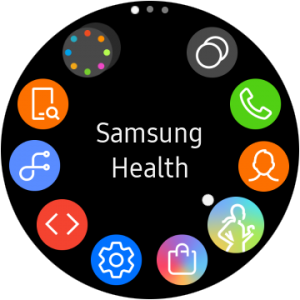 disable auto heart rate monitor- samsung health