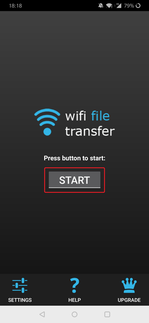Transfer Files from Android to iOS without SHAREit- WFT