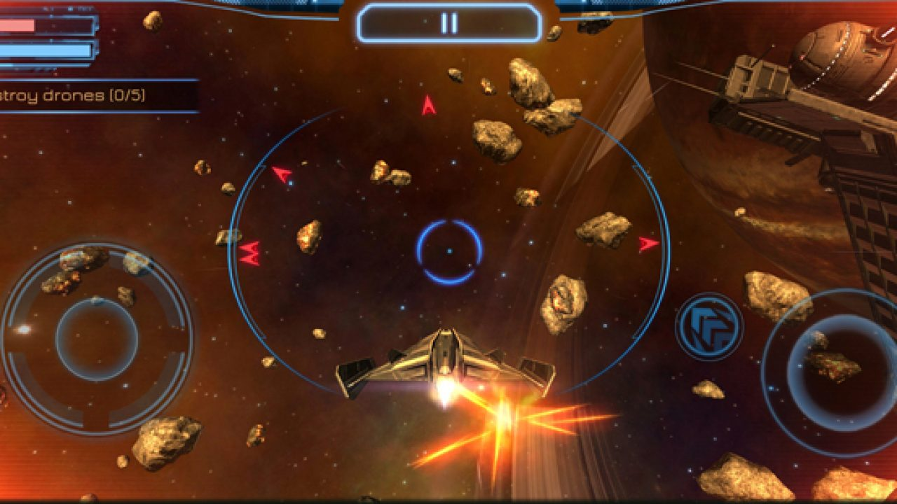 14 Best Space Games For Android And Ios Techwiser