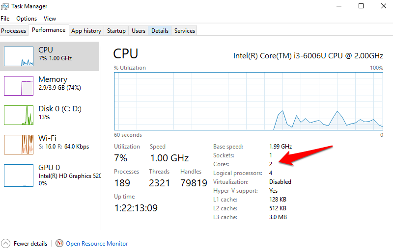 How Many Cores Does My CPU Have (1)