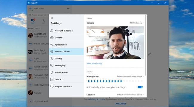 IP Webcam - bridge the gap between Windows and Android