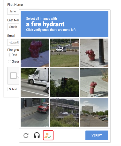 how to bypass reCAPTCHA- click link