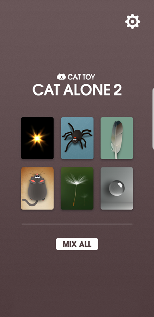 Best Apps for Pets- cat alone