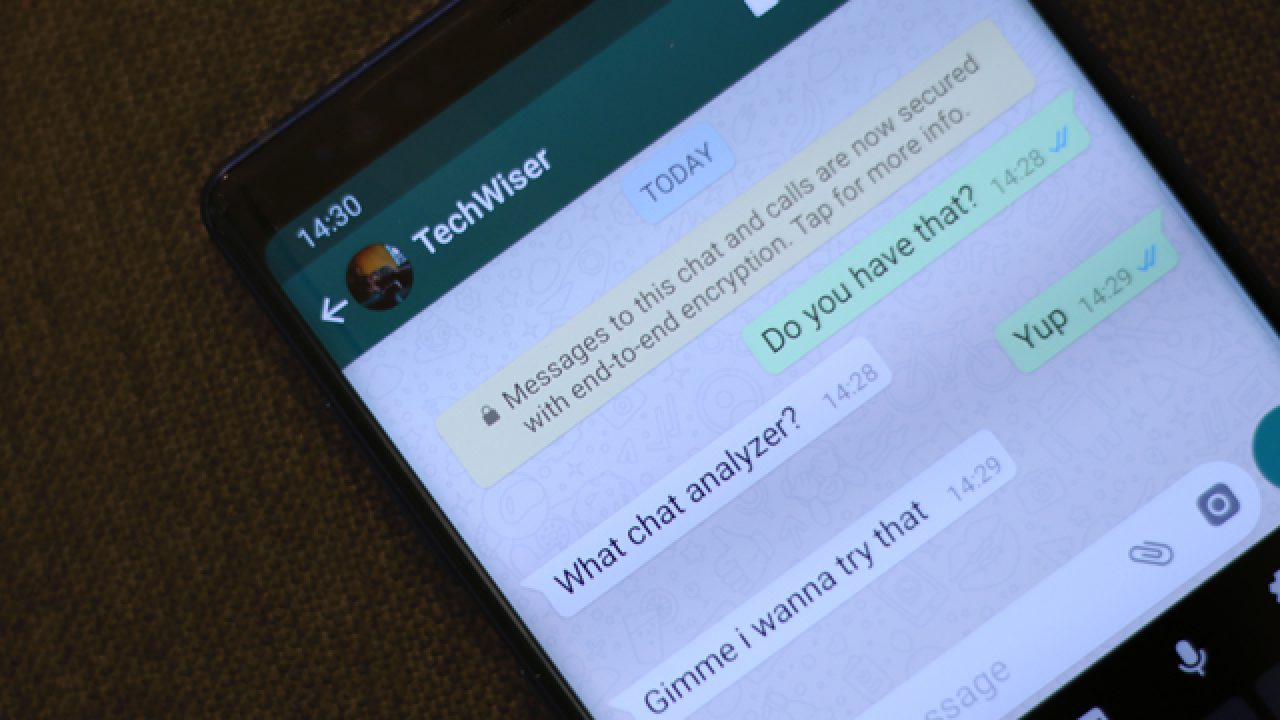 8 WhatsApp Analytics Tool to Analyze Chat History | TechWiser