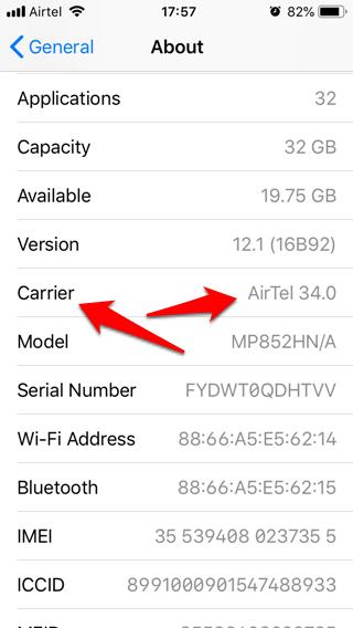 iPhone Not Sending Text Messages 10