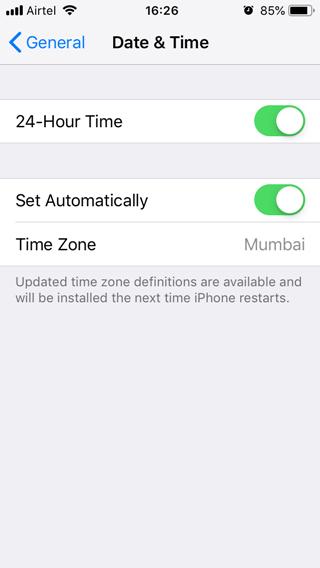iPhone Not Sending Text Messages 6