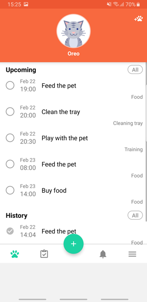 Best Apps for Pets- Pet's Diary