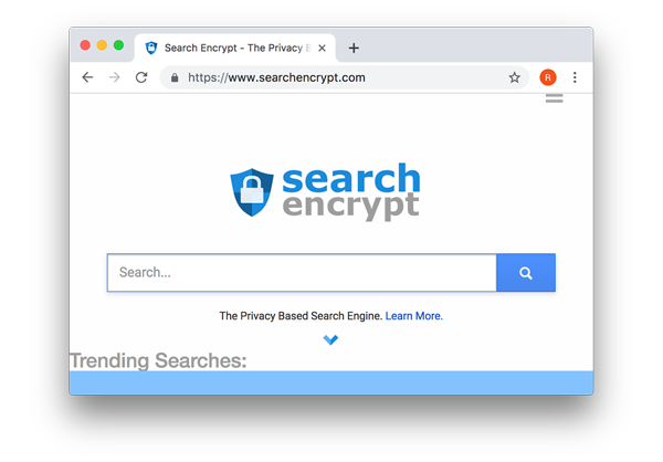 searchEncryptSearchEngine - Best Private Search Engines