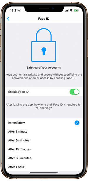 7 Apps to Password Protect Email on iPhone and iPad | TechWiser