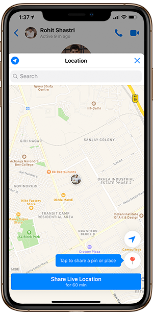 7 Ways to Send your Location (GPS coordinates) to Someone | TechWiser
