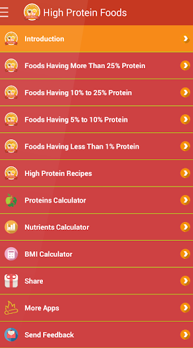 Android Apps to Gain Weight 6