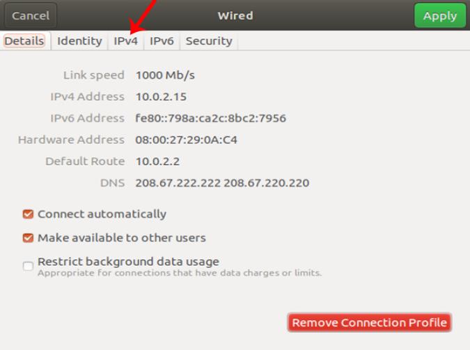 IPv4_Tab