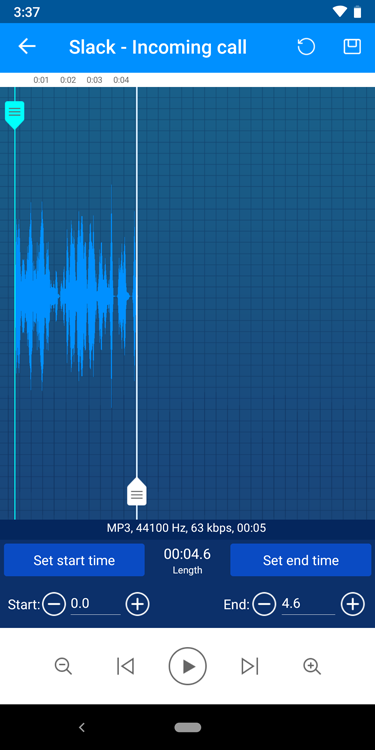 ringtone maker apps- cutter and maker