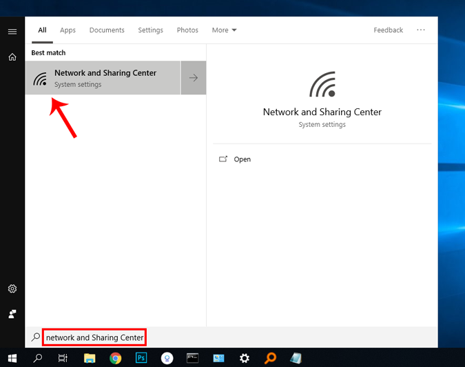 how to change dns on android lollipop
