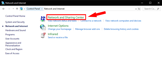 Network_Sharing_Center_Second