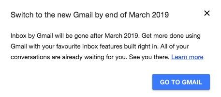 Google kill inbox