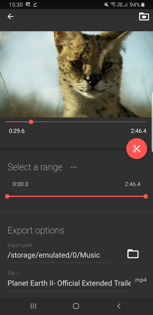 video editing apps without bookmark- Timbre