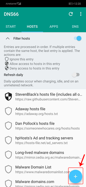 Here are 4 Ways To Block Websites on Android | TechWiser