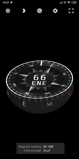 compass apps for android and ios 6