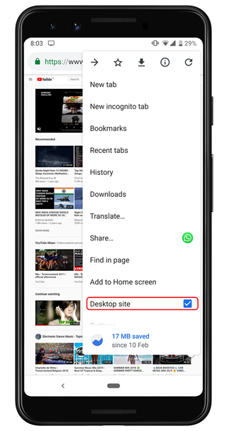 3 Ways to Loop YouTube Videos on Android and iOS | TechWiser