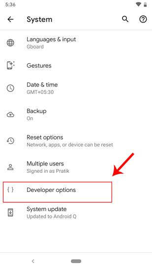 developer_option_tap