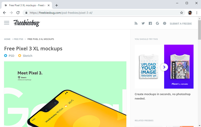 best mockup tools- freebiesbug