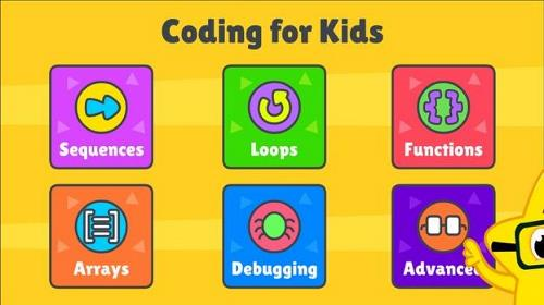 ipad gaming app for kids - 01 - idz coding games