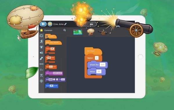 ipad gaming app for kids - 02 - Tynker