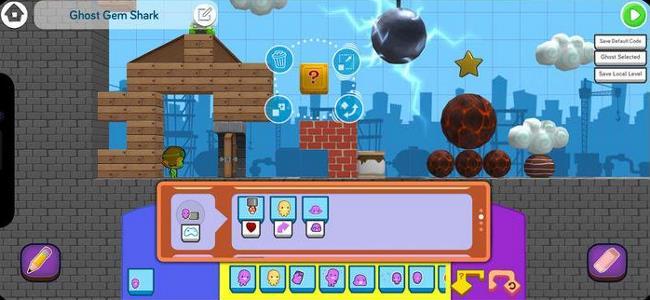ipad gaming app for kids - 03 - codeSpark Academy