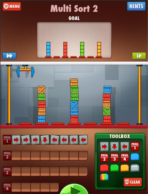 ipad gaming app for kids - 04 - Cargo-Bot