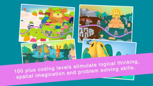 ipad gaming app for kids - 06 - code kingdom