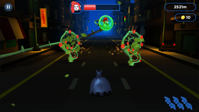 best apple tv games- lego Batman