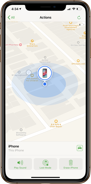 How to Find a Lost iPhone Without Find My iPhone | TechWiser