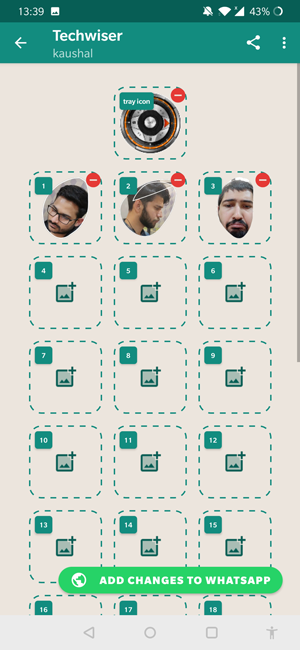 How To Create Your Own Personal Stickers On WhatsApp (Android