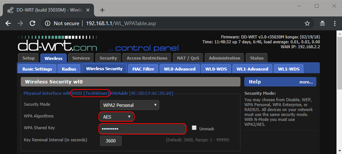 router_ssid_password_encryption