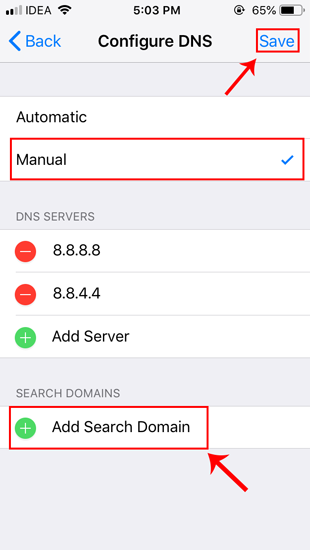 save_DNS_Page_ios