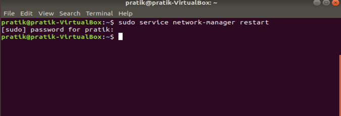 sudo_network_manager_restart