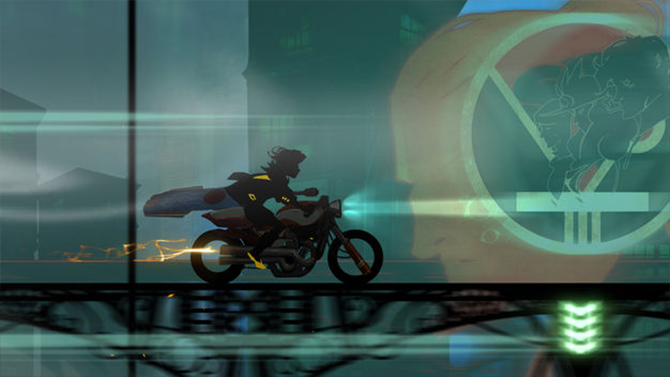 best apple tv games- transistor