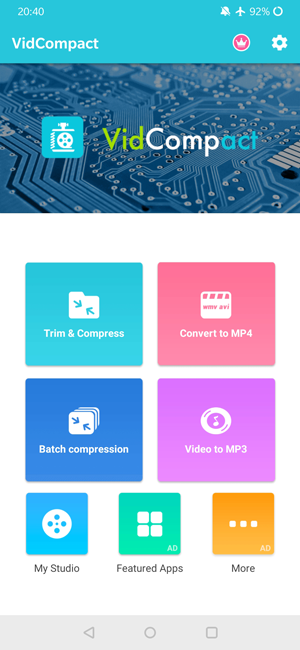 Top 5 Video Compressor App For Android