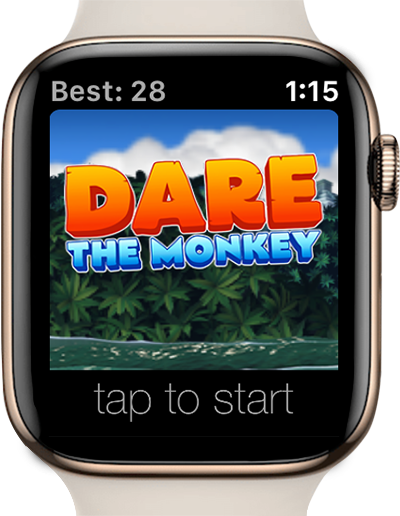 Dare The Monkey
