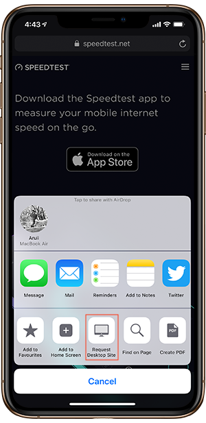 8 Best Wi-Fi Speed Test App for iPhone | TechWiser