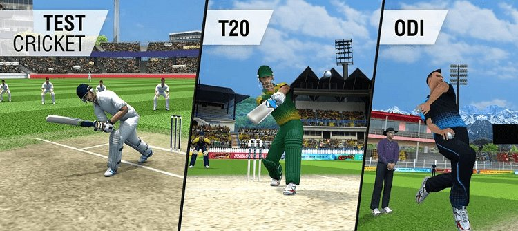 Cricket Game/Info Apps for Android 2