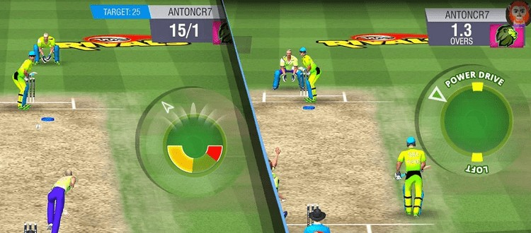 Cricket Game/Info Apps for Android 3