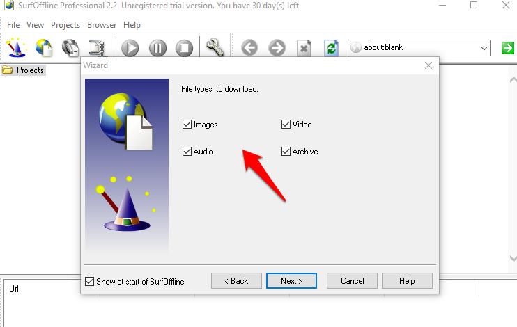 Download Entire Websites for Offline Access 2