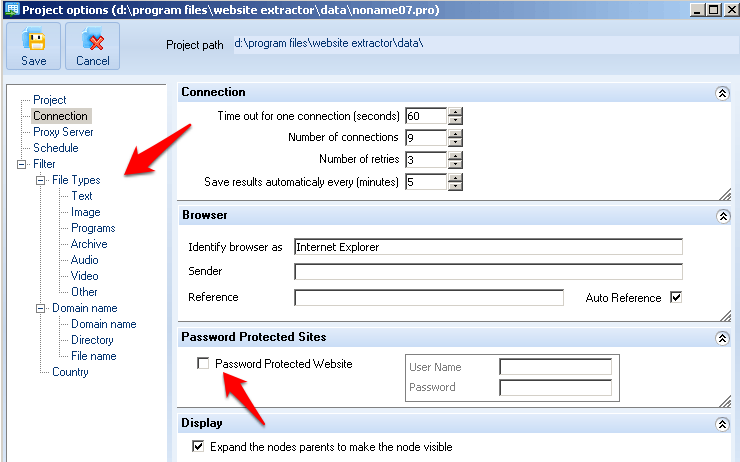 Download Entire Websites for Offline Access 3