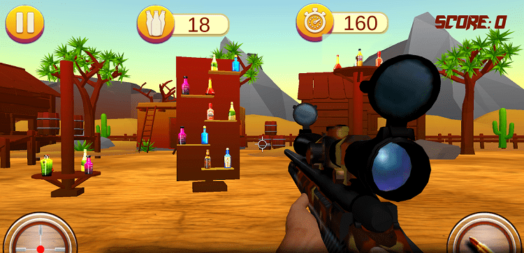 Online Shooting Games for Android 3
