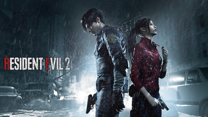 Resident Evil 2 Remake- Let's fight the dead with guns.