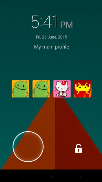 SwitchMe Multiple Accounts (Root)
